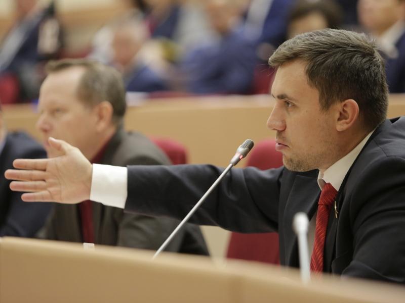 Николай Бондаренко  // фото: Николай Титов / Global Look Press