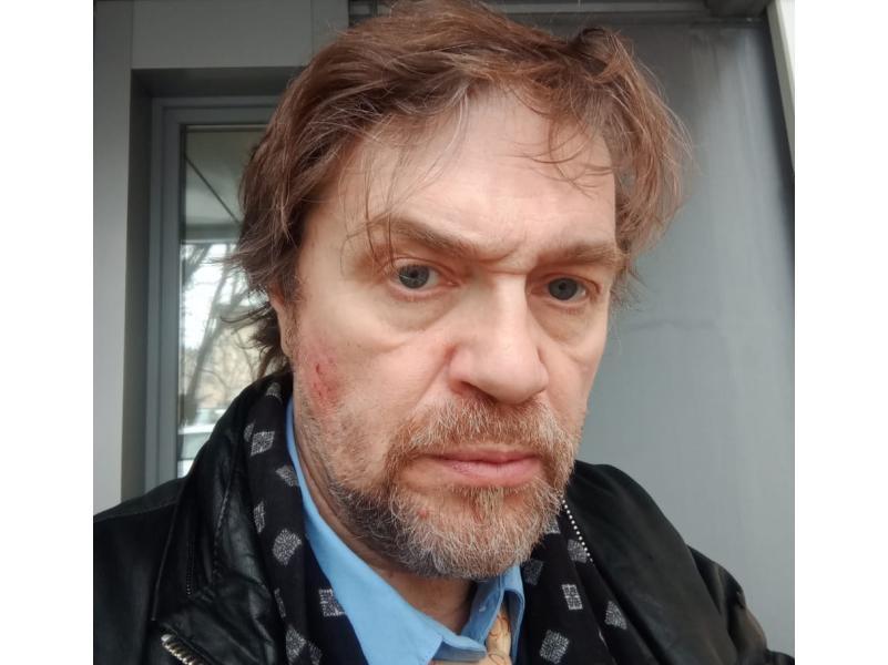 Пострадавший Николай Сахаров