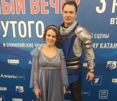 Игорь Крутой представил юбилейный спектакль