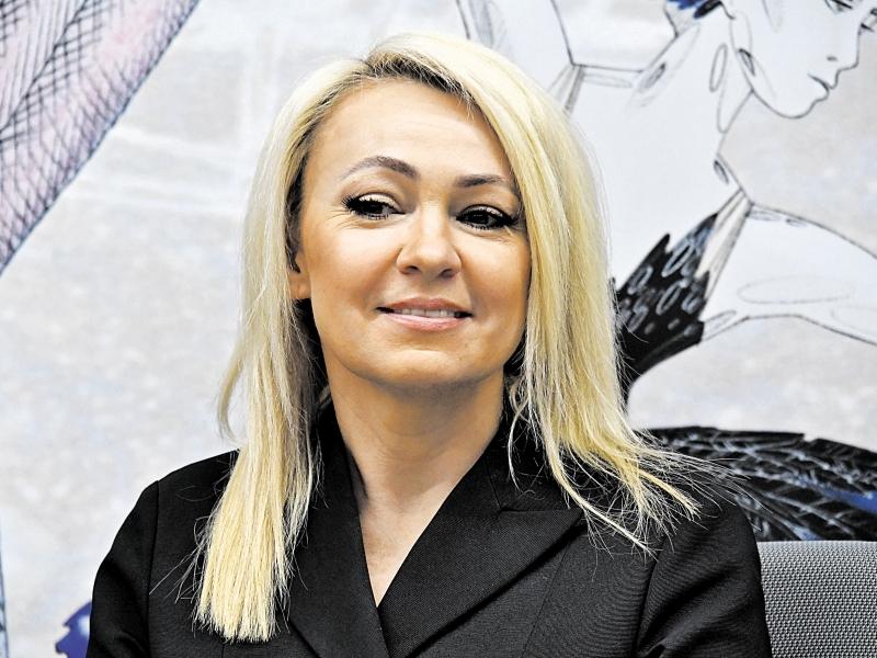 Яна Рудковская: От переутомления не спасает даже спиртное!