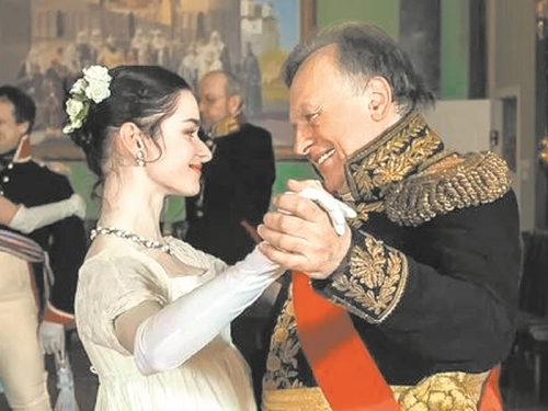 Олег Соколов со своей предполагаемой жертвой