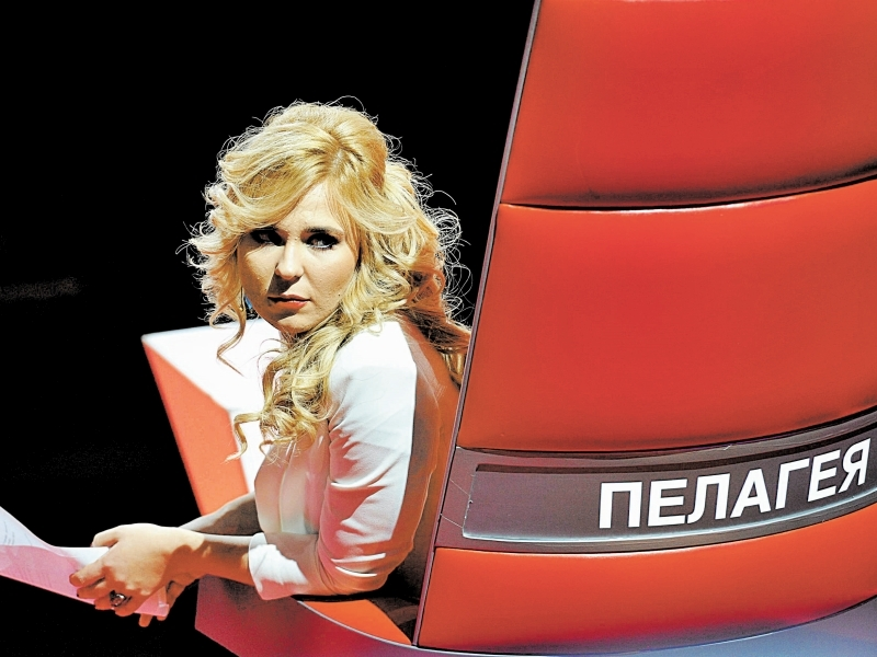 """""""Хочется полного вакуума"""": Пелагея призналась, что не смотрит """"Голос"""""""