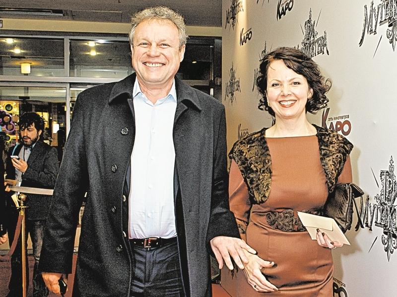 Сергей Жигунов и Вера Новикова // фото: Максим Ли