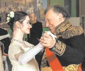 Наполеон – Соколов и его Жозефина – Ещенко