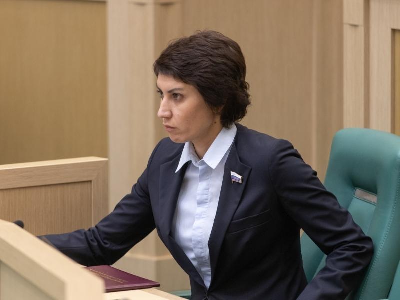 Татьяна Лебедева. Фото: Совет Федерации РФ / via Global Look Press