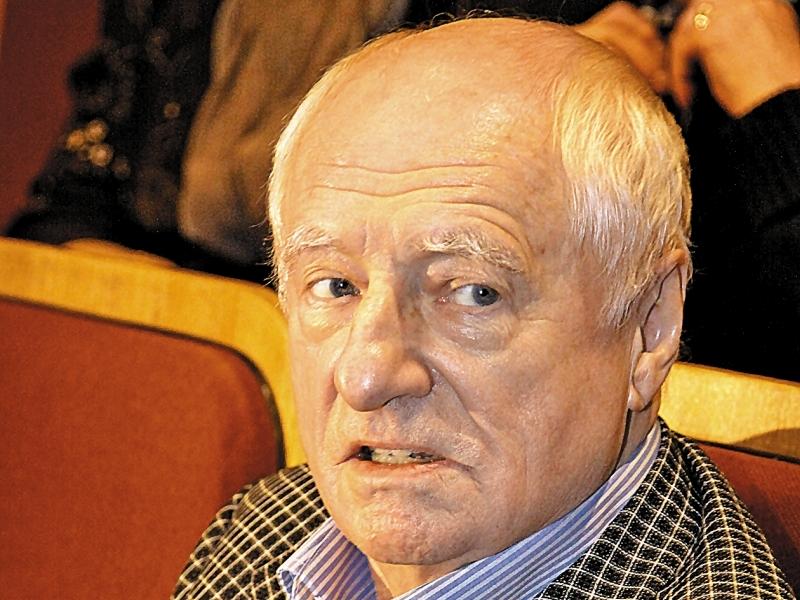 """Марк Захаров. Фото: Андрей Струнин / """"Собеседник"""""""