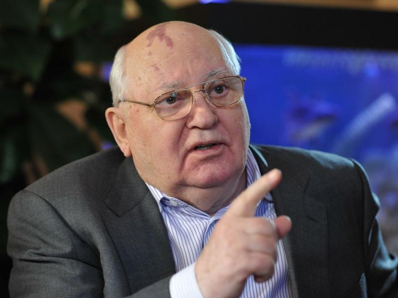 Михаил Горбачев // фото: Global Look Press