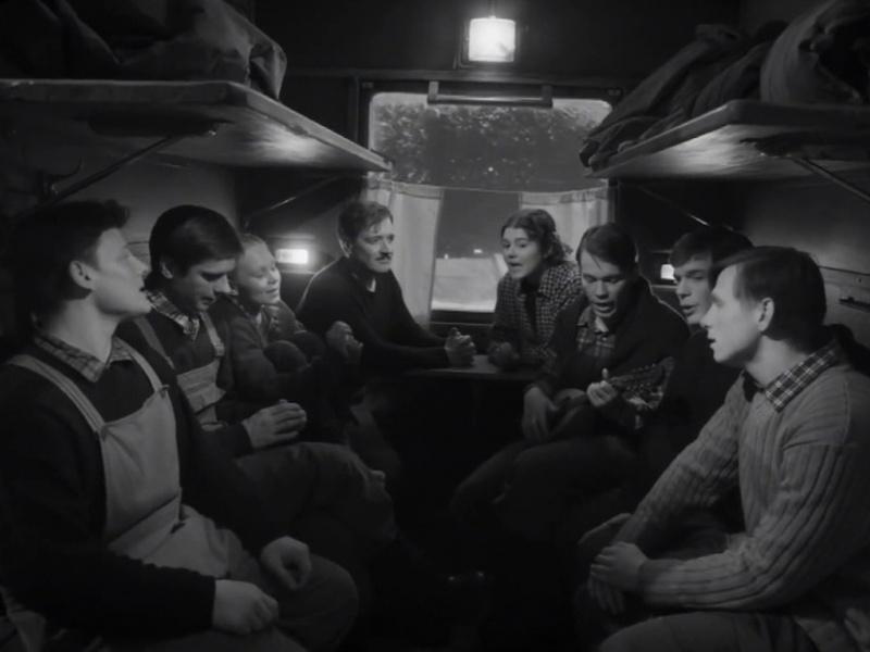 Кадр: сериал «Перевал Дятлова» // Фото: скриншот с YouTube