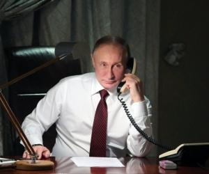 Владимир Путин // Фото в статье: Global Look Press