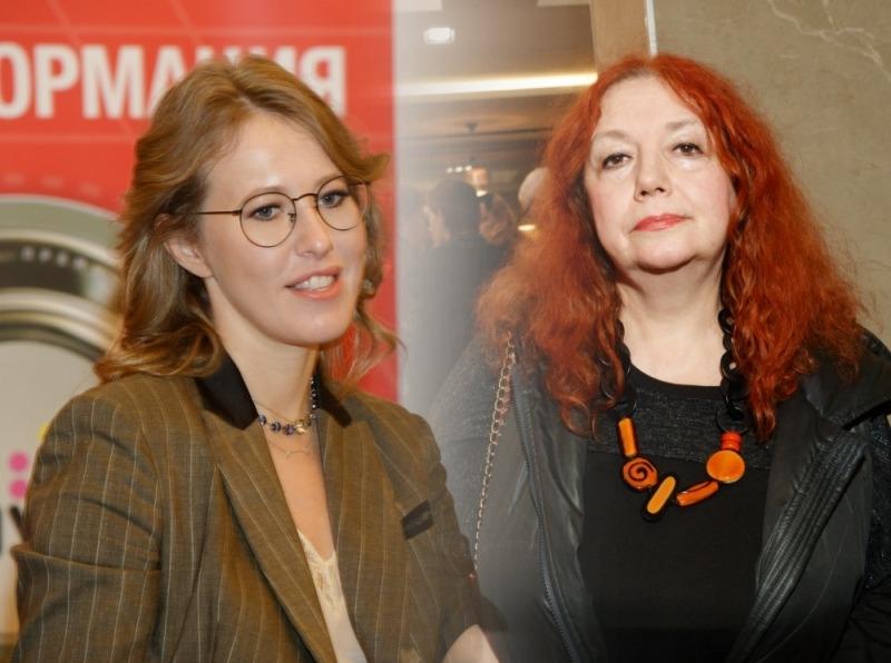 Ксения Собчак и Мария Арбатова // Фото: Global Look Press