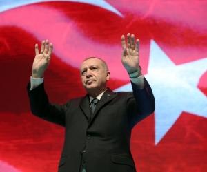 Реджеп Эрдоган // Фото: Global Look Press