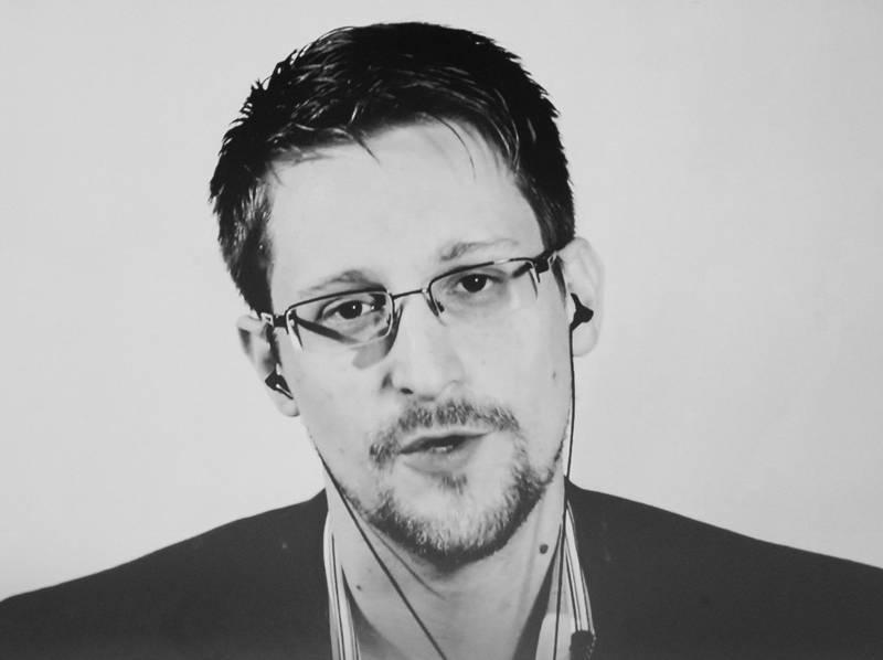 Эдвард Сноуден // Global Look Press