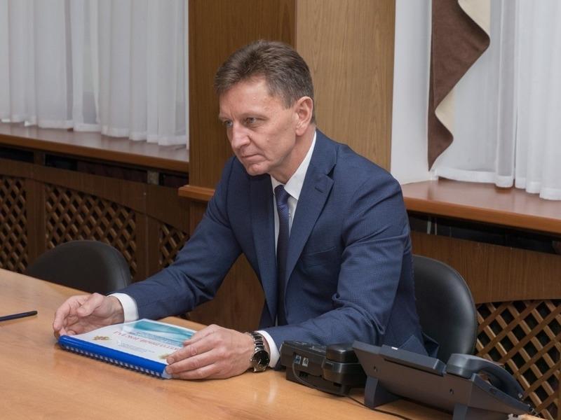 Владимир Сипягин // Фото: сайт губернатора Владимирской области
