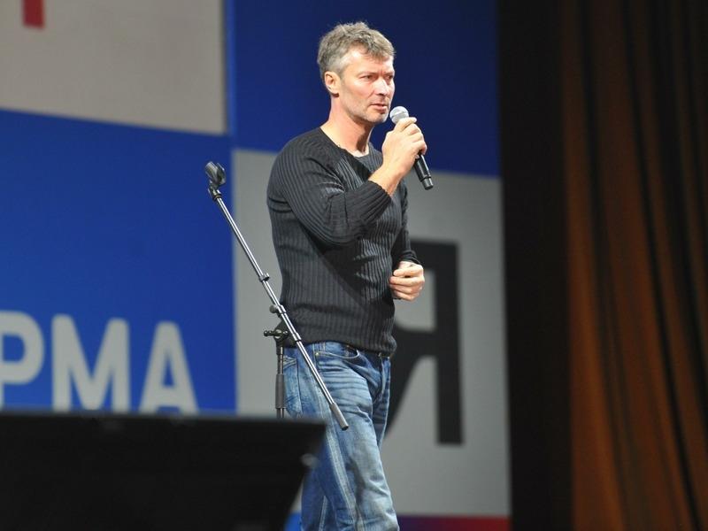 Бывший мэр Екатеринбурга Евгений Ройзман // Фото: Global Look Press