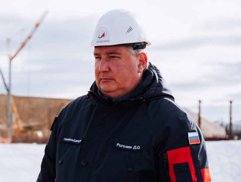 Дмитрий Рогозин // Global Look Press