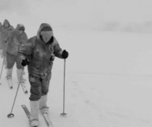 """Фото в статье: кадры из трейлера сериала """"Перевал Дятлова"""" / скриншоты с YouTube"""