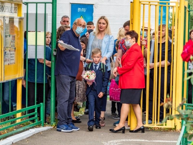День Знаний в Москве // Global Look Press