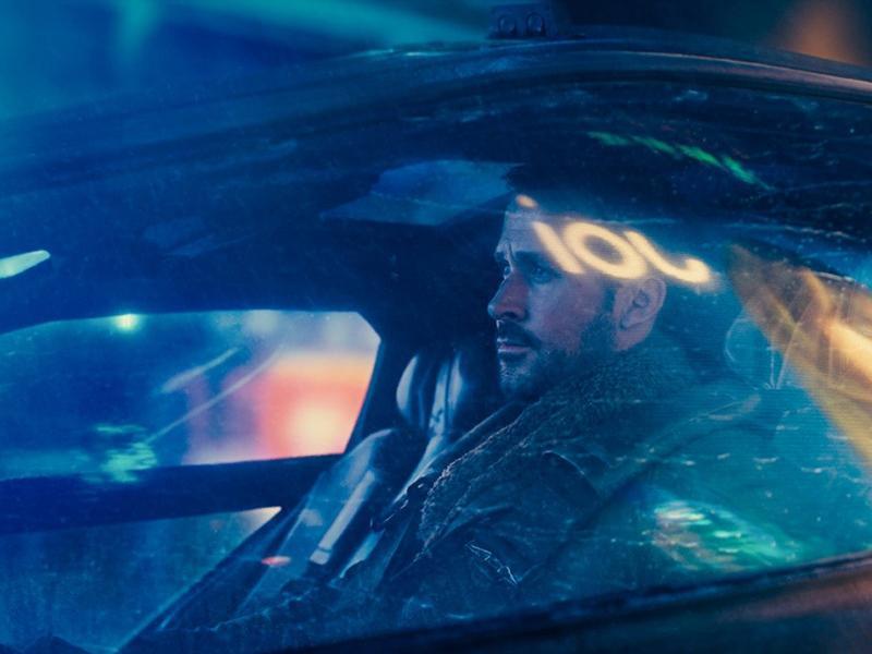 """Стоп-кадр из фильма """"Бегущий по лезвию 2049"""""""