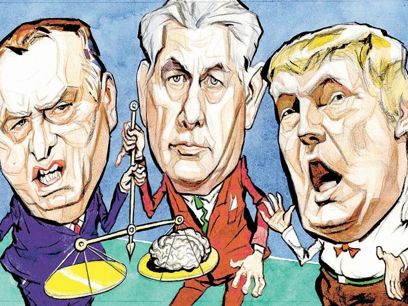 Карикатура: Виктор Балабас / «Собеседник»