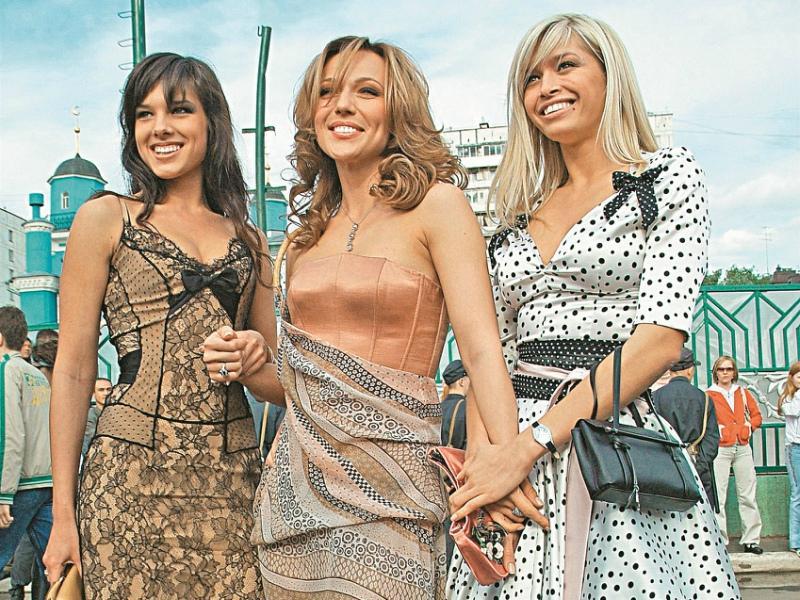 Романовская, Джанабаева и Брежнева давно покинули группу и занялись сольной карьерой