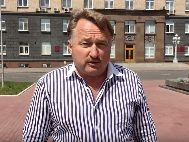 Виталий Рыбаков // фото: стоп-кадр Youtube