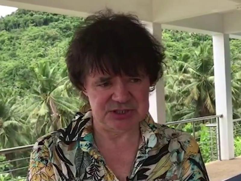 Евгений Осин // Стоп-кадр YouTube