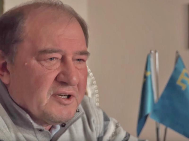 Ильми Умеров наговорил в интервью на срок // Стоп-кадр YouTube