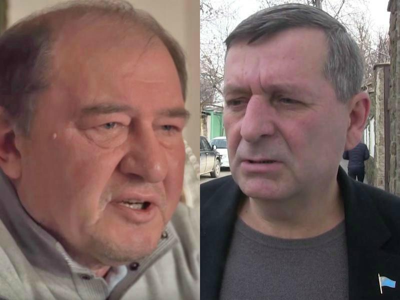 Ильми Умеров и Ахтем Чийгоз // Стоп-кадр YouTube