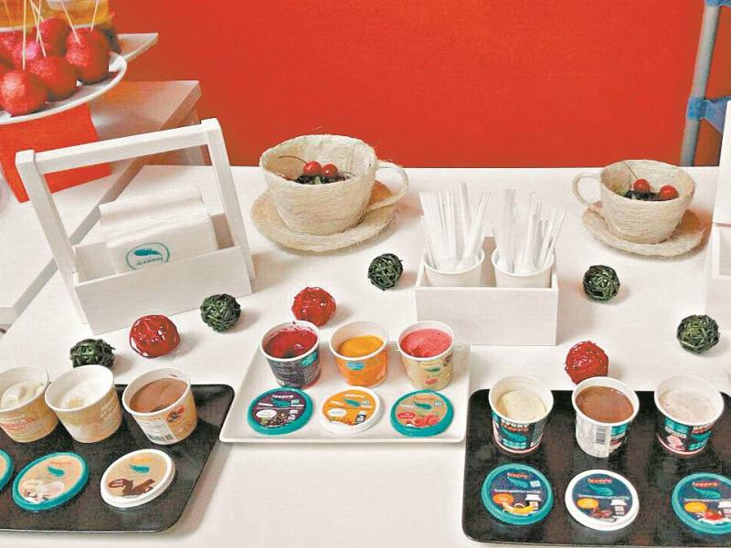 Мороженое у двух хозяек – на любой вкус и цвет