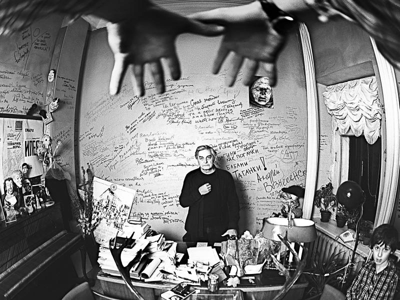 В течение 50 лет кабинет Юрия Любимова превращался в музей // Фото: Валерий Плотников