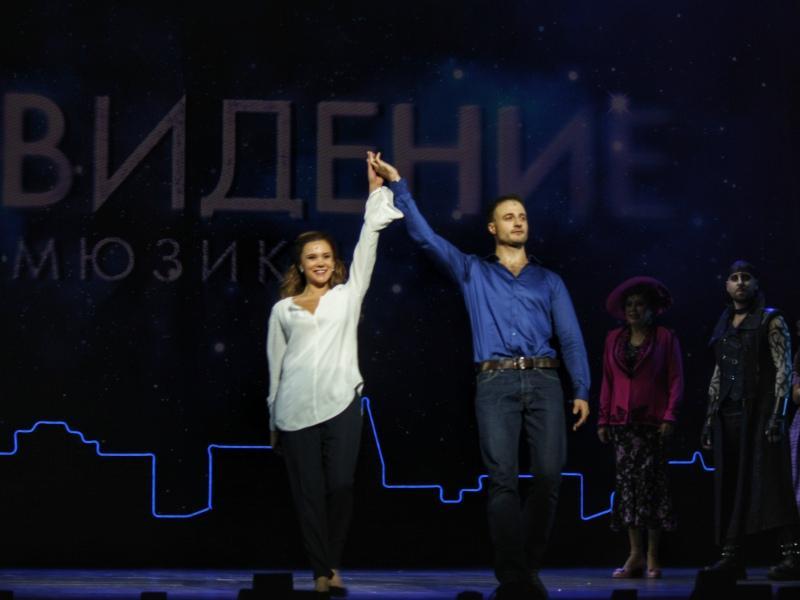 Галине Безрук и Павлу Левкину удалось самим поверить и в сумасшедшую любовь, и в жизнь после смерти