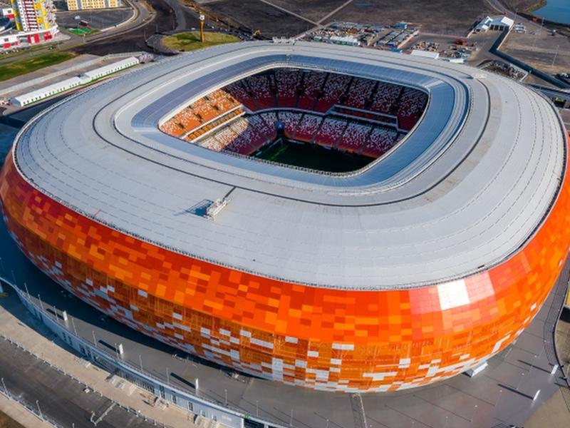 «Мордовия Арена» // фото: Global Look Press