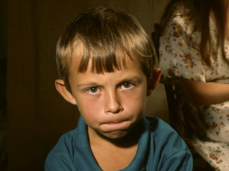 Почему родители бьют детей? // фото: Global Look Press