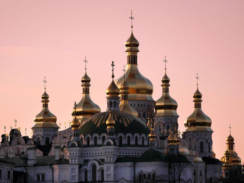 Киево-Печерская лавра // Фото: Global Look Press
