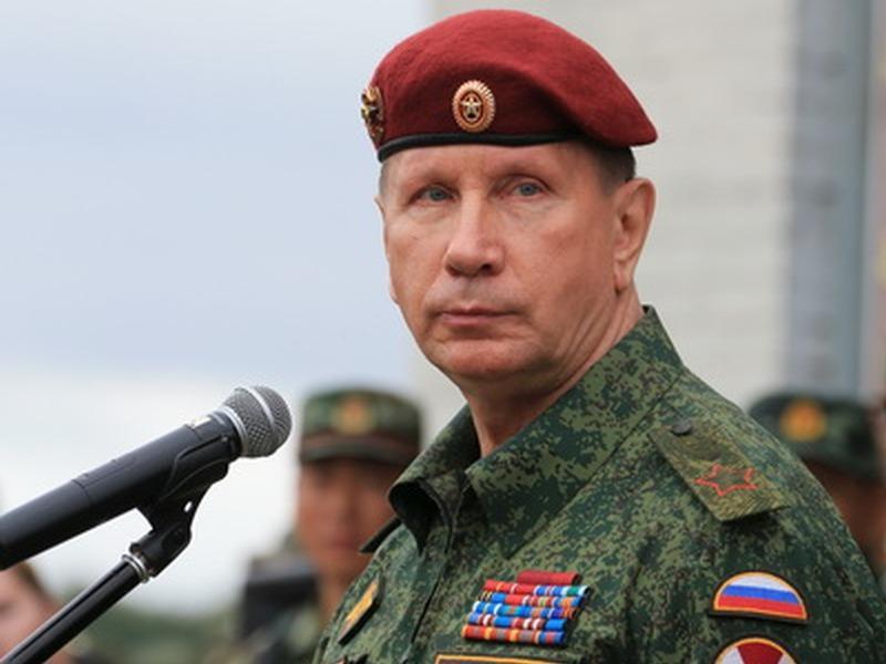 Виктор Золотов // фото с сайта Федеральной службы войск национальной гвардии Российской Федерации