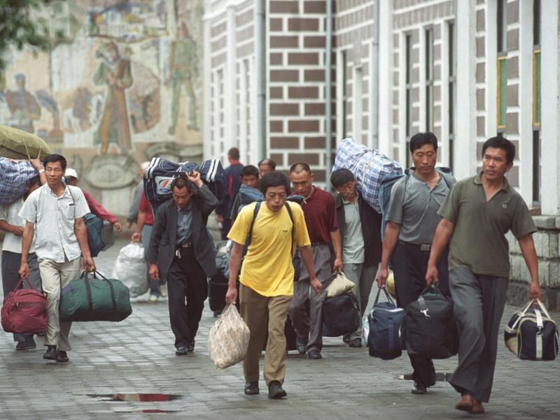 Чайна-таун уже и в Поволжье // фото: Global Look Press