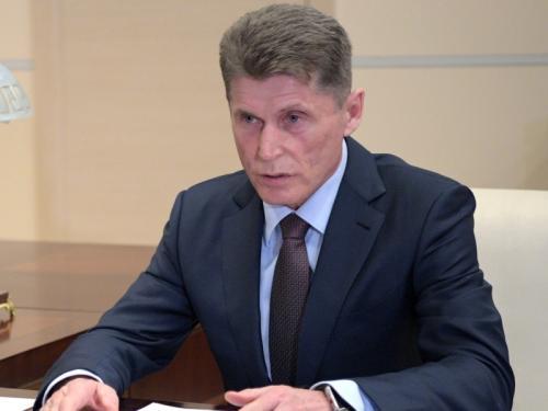 Карьерный путь четырежды губернатора Олега Кожемяко