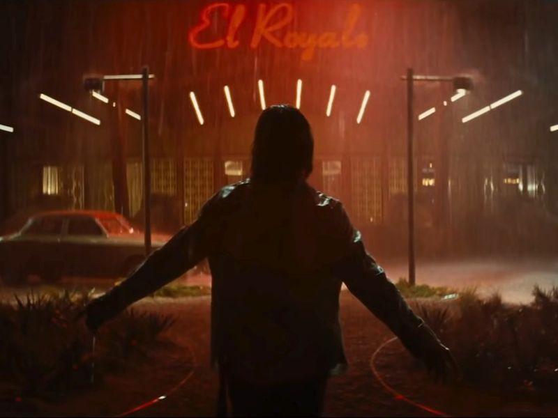 """Кадр из фильма """"Ничего хорошего в отеле """"Эль Рояль"""" // Фото: скриншот с YouTube"""