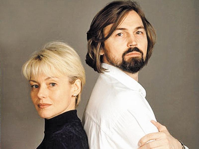 Ирина Понаровская и Никас Сафронов // фото: Валерий Плотников