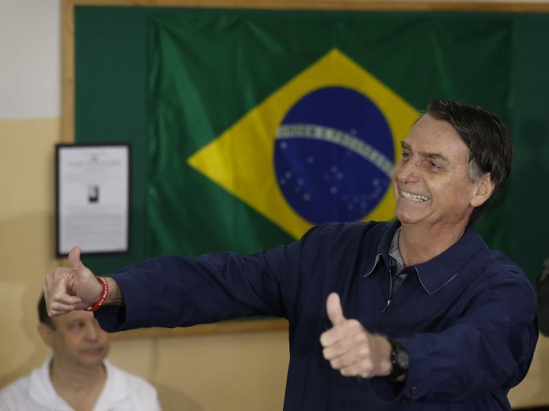 Жаир Болсонару // фото: O Globo / ZUMAPRESS.com / Global Look Press