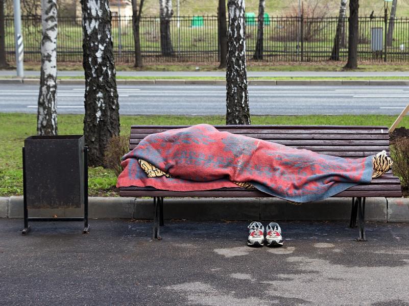 Законодательство призвано предотвращать появление бездомных // фото: Галина Барбьери / Global Look Press