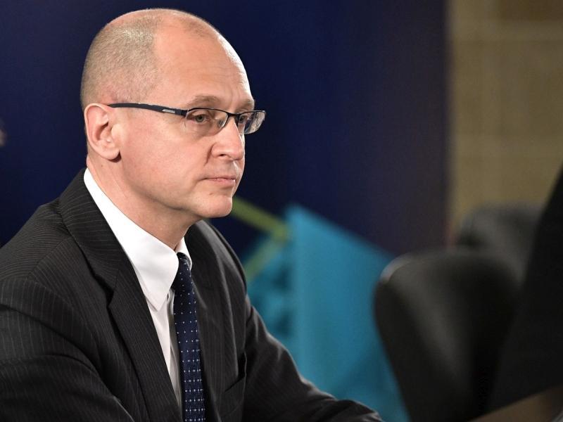 Куратор внутренней политики Сергей Кириенко продолжает ротацию кадров, считает эксперт // фото: Kremlin Pool / Global Look Press