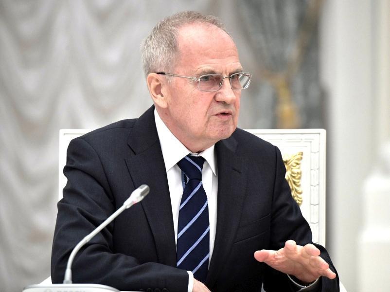 Валерий Зорькин // фото: Kremlin Pool / Global Look Press