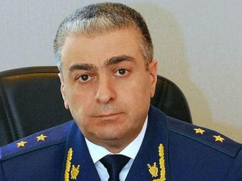 Саак Карапетян // фото: genproc.gov.ru / Global Look Press
