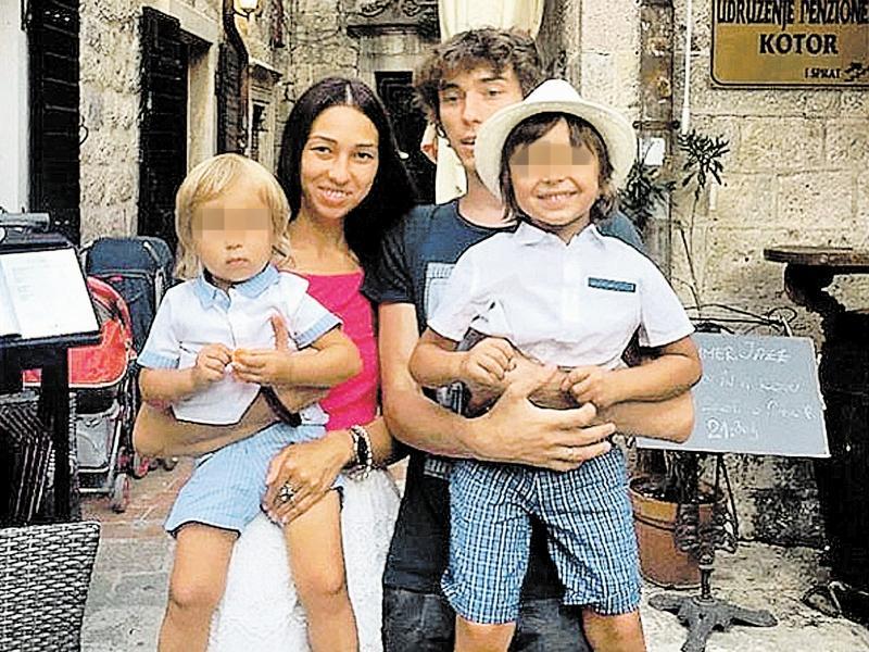 История семьи Зайцевых (на фото) дошла уже до самого президента