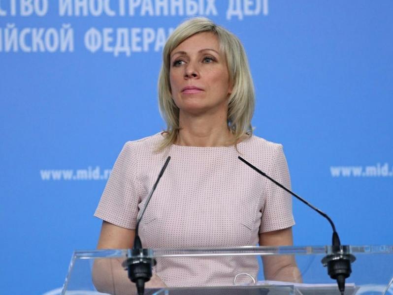 Мария Захарова // фото: MFA Russia Press Service / Global Look Press