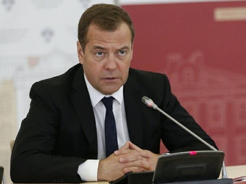 Дмитрий Медведев // фото: Russian Government Press Office / Global Look Press