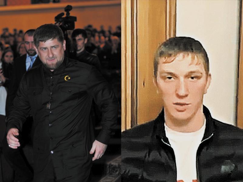Рамзан Кадыров (слева) был разгневан. Турпал Хасиев (справа) попросил его простить и понять // фото: Global Look Press