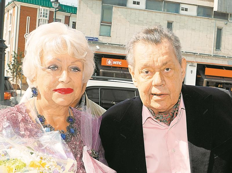 Людмила Поргина и Николай Караченцов // фото: Global Look Press