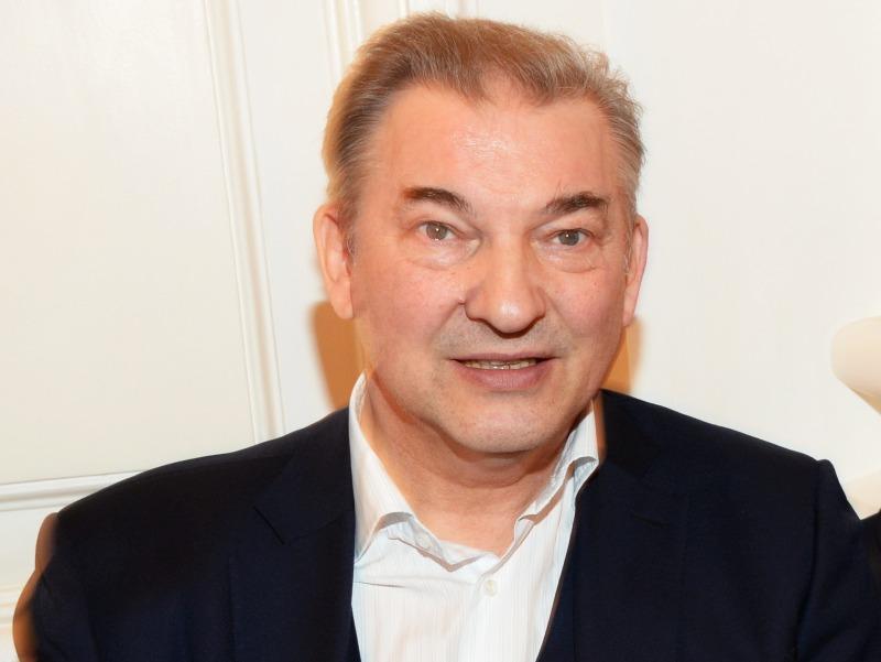 Владислав Третьяк // фото: Анатолий Ломохов / Global Look Press
